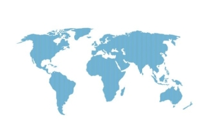 Web Networking Earth Continents
